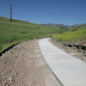 2018 Barbara Gulch Trail in Construction view 1