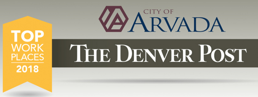 Image for City of Arvada Named Top Work Place 2018